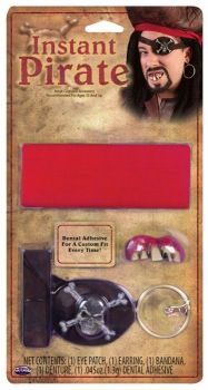 Instant Character Kit - Pirate