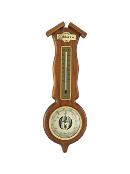 Cobb & CO. Roof Style Barometer