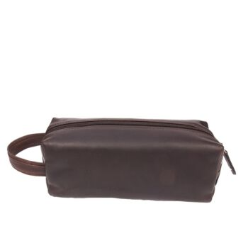 OPCASE | Leather Small Pencil Case