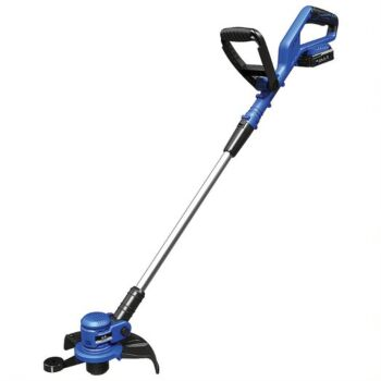 Cordless Grass Trimmer 1 x 2.0 AH Battery & 60w Charger