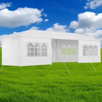 3'9 MARQUEE WHITE 8 WALLS