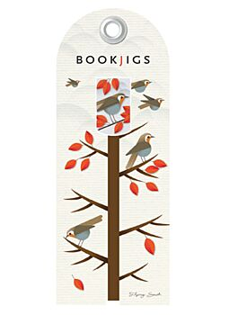 Bookjig Ribbon Bookmark Flying South
