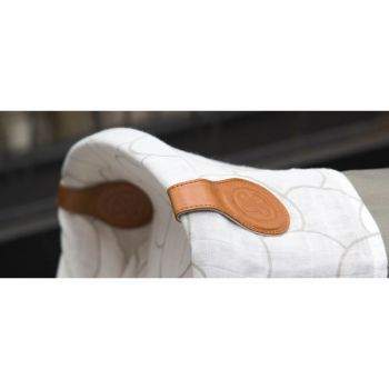 CLOBY SWADDLE CLIPS BROWN
