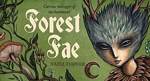 IC: Forest Fae Messages - Mini Enchantment Cards