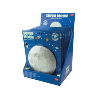 Super Moon - Glows In The Dark - Display Pack of 8 Pieces