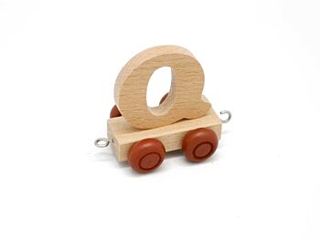 CARRIAGE LETTER Q
