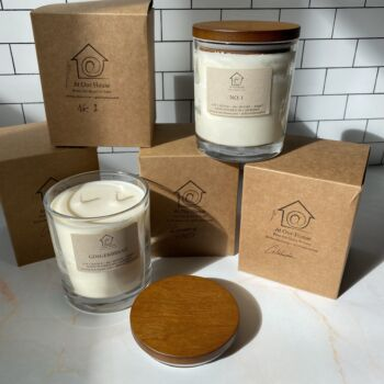 Extra Large Soy Candle - Gingerbread