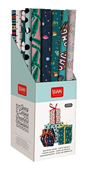 Wrapping Paper - Display Pack of 30 Pieces