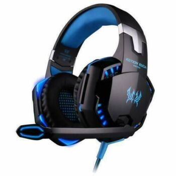 3.5mm Gaming Headset MIC NEW Headphones Surround for PC Mac Laptop PS4 Xbox One