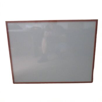 Whiteboard with Wooden Frame 60 x 80cm