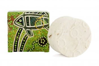 Aboriginal series , Olive Oil Soap   Gumby Gumby , 100g