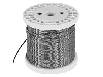 1.0mm 7x7 G316 Stainless Steel Wire Rope