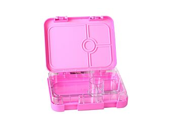 Bento Lunch Box - Pink - 20 in a box