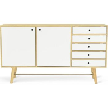 AXTELL Sideboard  1.8m - White