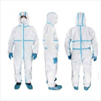 Disposable Protective Coverall (30 pcs)