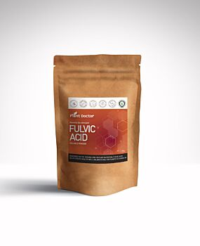 Fulvic Acid Powder >92% - Premium, Concentrated & Soluble