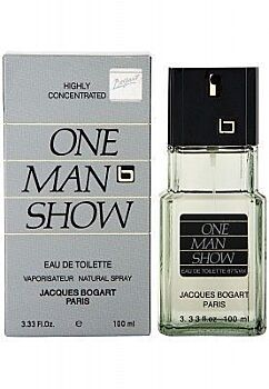 One Man Show by Jacques Bogart EDT Spray 100ml For Men