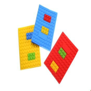 Lego Notebook - A5 & A6 Combo - 7 combos in a box