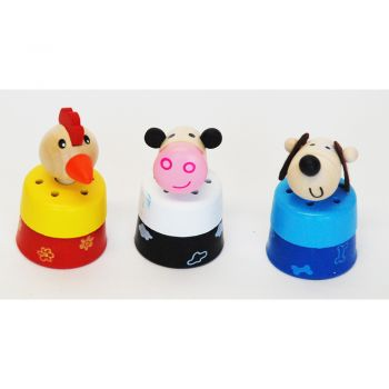 Electronic Animal Voice Toy 12