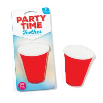 Party Time Teether