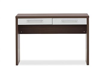 Cosmoliving W110 x H75cm Home Office Desk/Two Drawers
