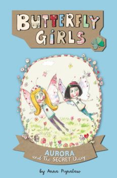 Books - WHB Books - Butterfly Girls, Aurora and The Secret Diary