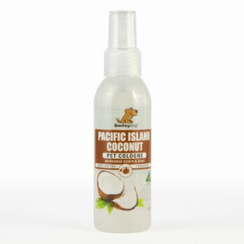 Smiley Dog Pacific Island Coconut Pet Cologne 125ml