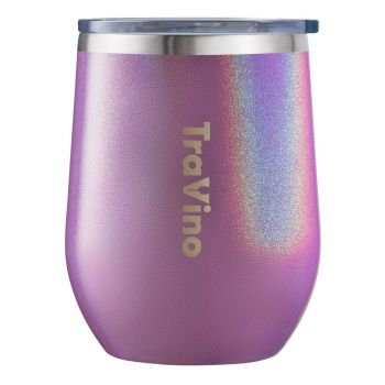 Stemless Vacuum Insulated Wine Tumbler - 355ml (12oz) - Ultra Violet