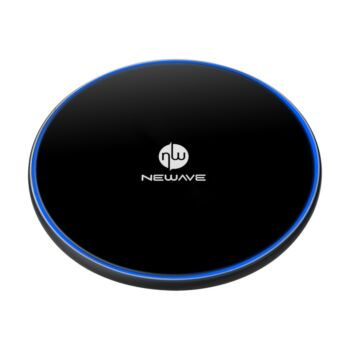 NEWAVE 15W Qi Wireless Charger Fast Charging Pad