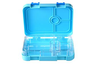 Bento Lunch Box - Blue - 20 in a box