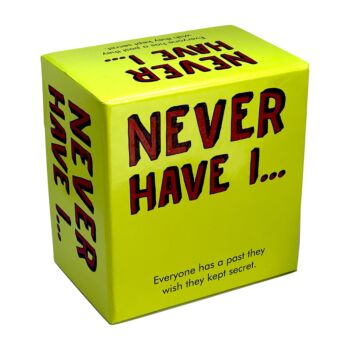 Never Have i…