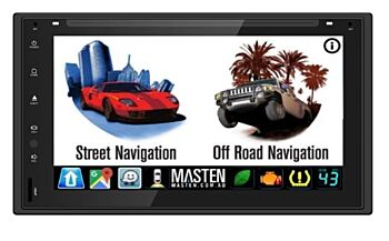 Android GPS Bluetooth Car Player Navigation Radio Stereo For Toyota General (pre 2002)