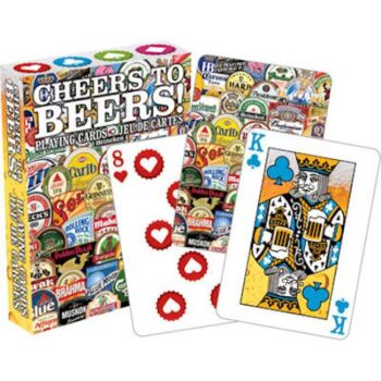 Cheers To Beers Playing Cards