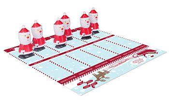 Race To The North Pole - Tray of 6 Christmas Crackers