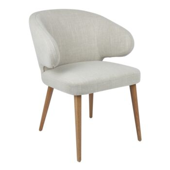 Harlow Natural Dining Chair