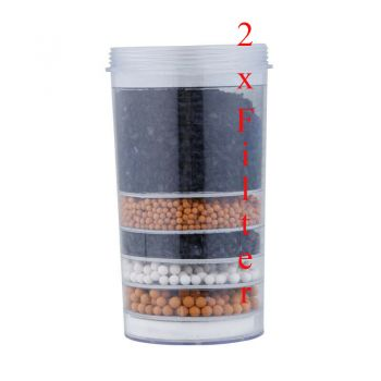 2 filter of Water Filter PW-SM-206-Filter for 8 Stage Multi Water Purifier
