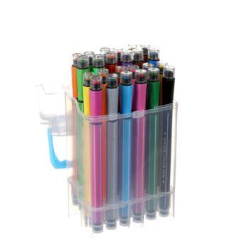 Marker with Stamp - 24 pieces