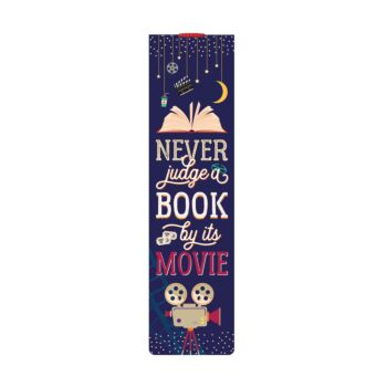 Bookmark With Elastic Band - Judge A Book