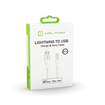 Lightning to USB Cable White