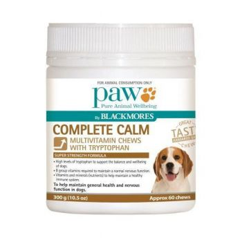 PAW COMPLETE CALM 300G