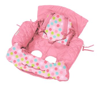 Shopping Trolley and High Chair Cover Butterfly Dots