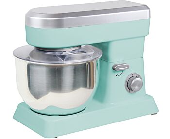 1200W Electric Stand Mixer 6.2L Stainless Steel Bowl 10 Speed