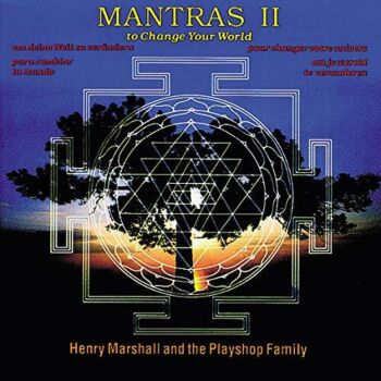 CD: Mantras 2: To Change the World