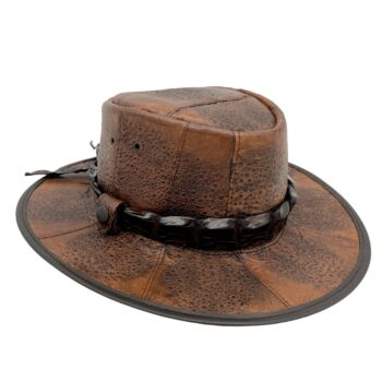 Jacaru 1017 Outback Cane Toad Hat - without Teeth