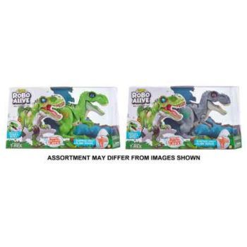 Robo Alive Robotic T-Rex with Slime  assorted