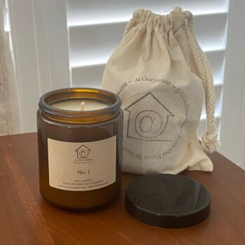 The Apothecary Soy Candle - Blood Orange