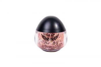 Mad Ally Glitter Paste Colour; Rose Gold
