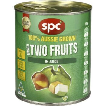 Spc Two Fruits 825G