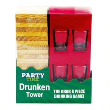 PARTY TIME DRINKING TOWER