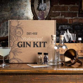 Craft A Brew - Handcrafted Botanical Gin Kit